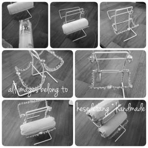 Handmade Bracelet Holder