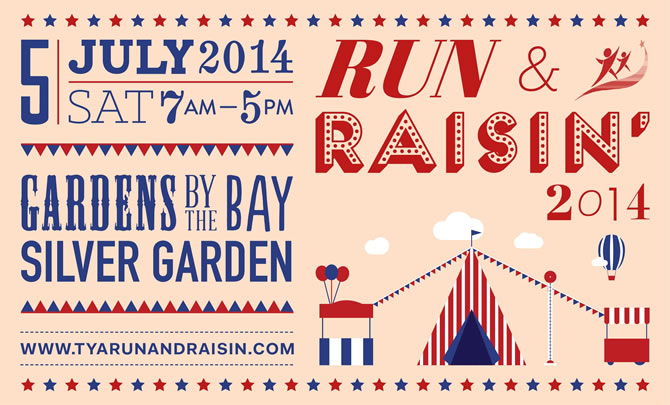 Run and raisin 2014