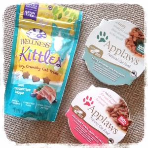 cat treats september